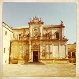 <h5>Mai: Vanessa in Apulien</h5><p>Kultur pur in Lecce.</p>