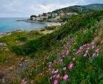 <h5>Mai: Vanessa auf Elba</h5><p>Wunderbare Wander-Perspektiven auf meiner Lieblingsinsel. / Photo: H. Staffelbach</p>