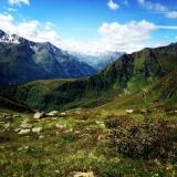 <h5>Juli: Petra in Ischgl</h5><p>Mit den Wanderschuhen auf Schmankerltour….der kulinarische Jakobsweg</p>