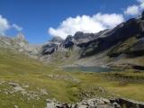 <h5>September: Sabine auf der Glattalp</h5><p>Glattalp Schweiz</p>