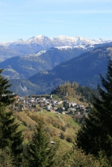 <h5>November: Markus in Falera</h5><p>Unsere Berglandschaft in Graubünden - immer wieder ein Besuch wert!</p>