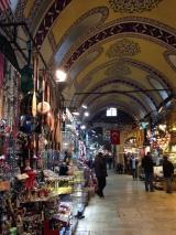 <h5>Dezember: Petra in Istanbul</h5><p>Handeln bis zum Umfallen im alten Basar von Istanbul</p>