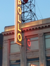 <h5>Dezember: Petra in New York</h5><p>It´s all about music im Apollo Theatre in Harlem</p>