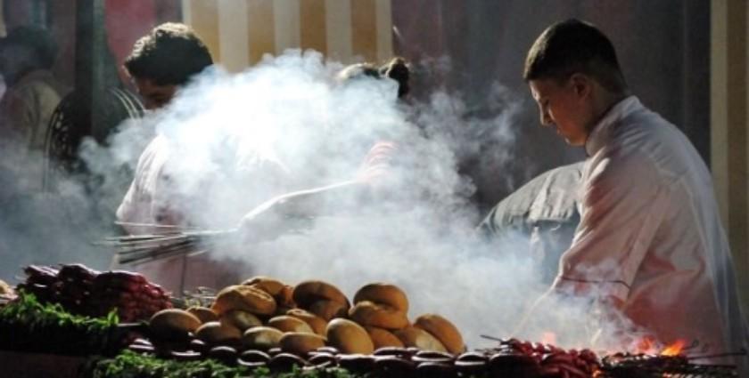 Ein kulinarischer Abstecher nach Marokko