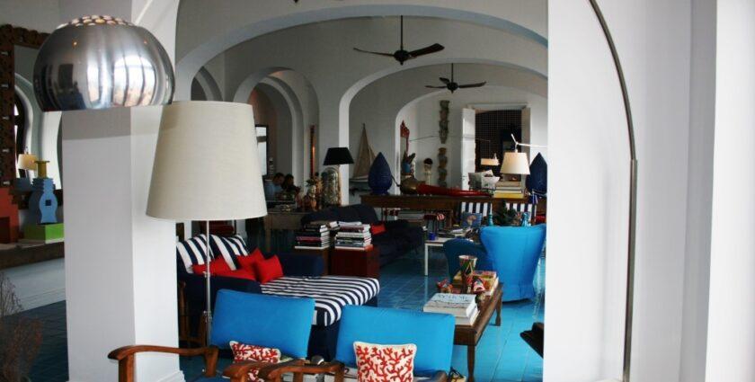 Design & Stil in Italien: Hotel La Minervetta