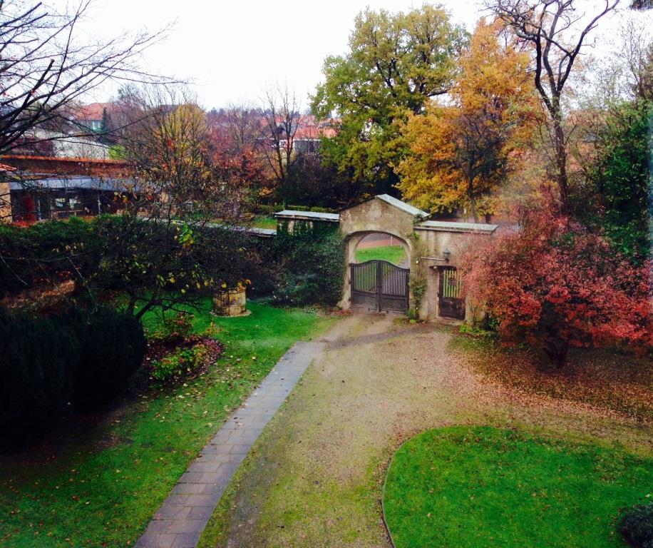 Park des Klosters