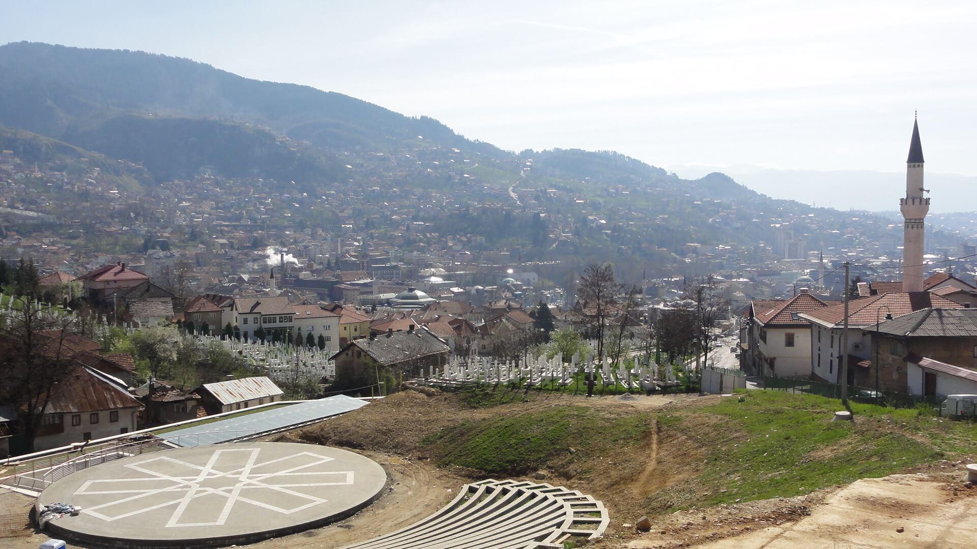Sarajevo – das Herz des Balkans