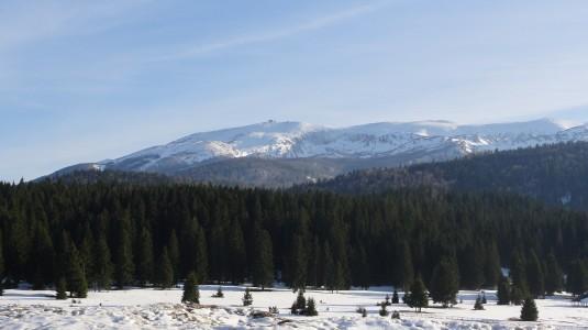Sarajevo Skigebiet Bjelašnica