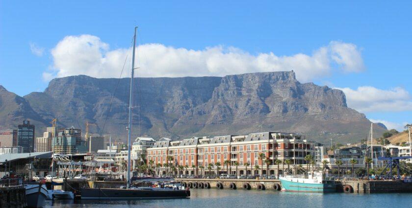 Platz 1: Kapstadt