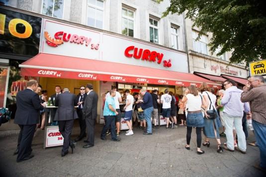 Curry 36 DIE Berliner Currywurst schlechthin