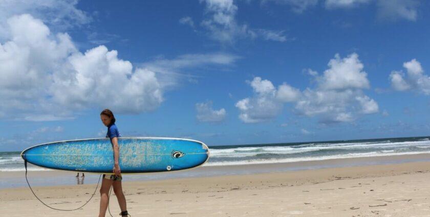 Auf der Welle ins Off – Surfen in Brasilien