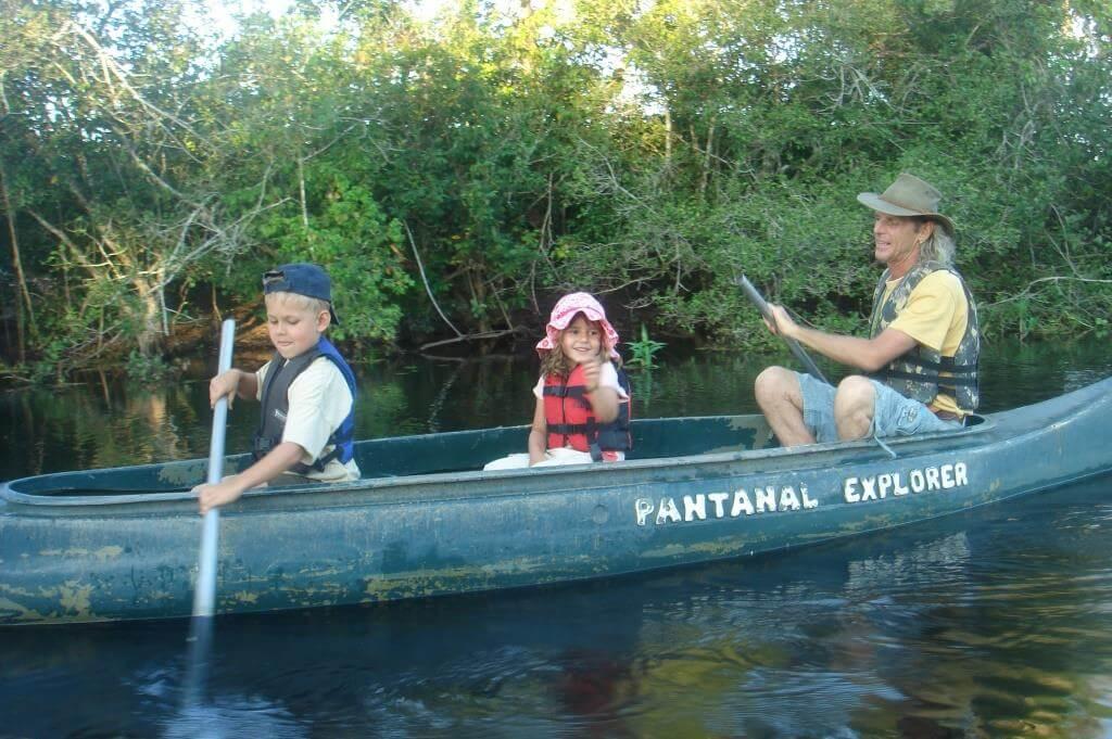 Brasilien als Reiseland für Kinder – zwischen Fussball, Kaimanen und Piranhas