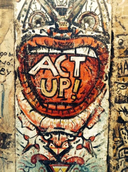 Washington Newseum_Berliner Mauer