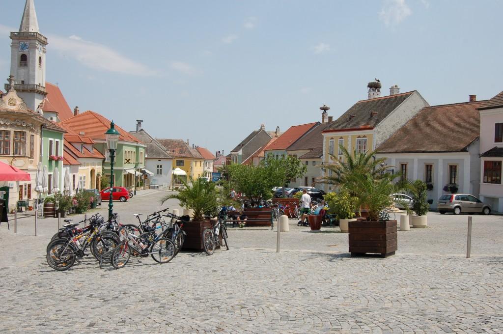Rathausplatz Rust am See