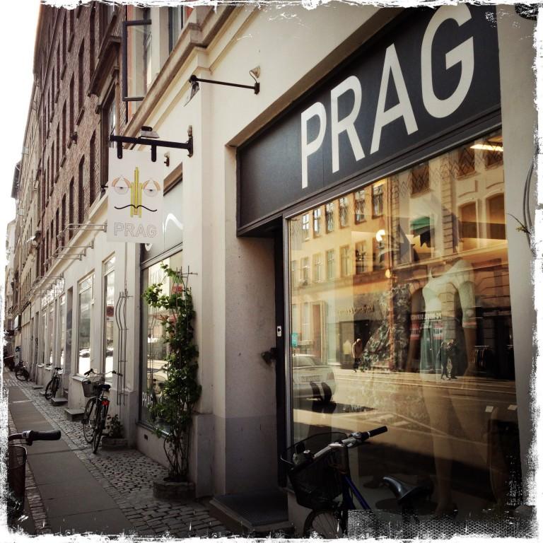 2nd Hand Shop PRAG