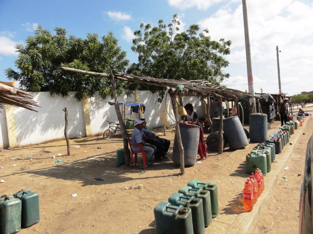 La_Guajira_Tankstelle