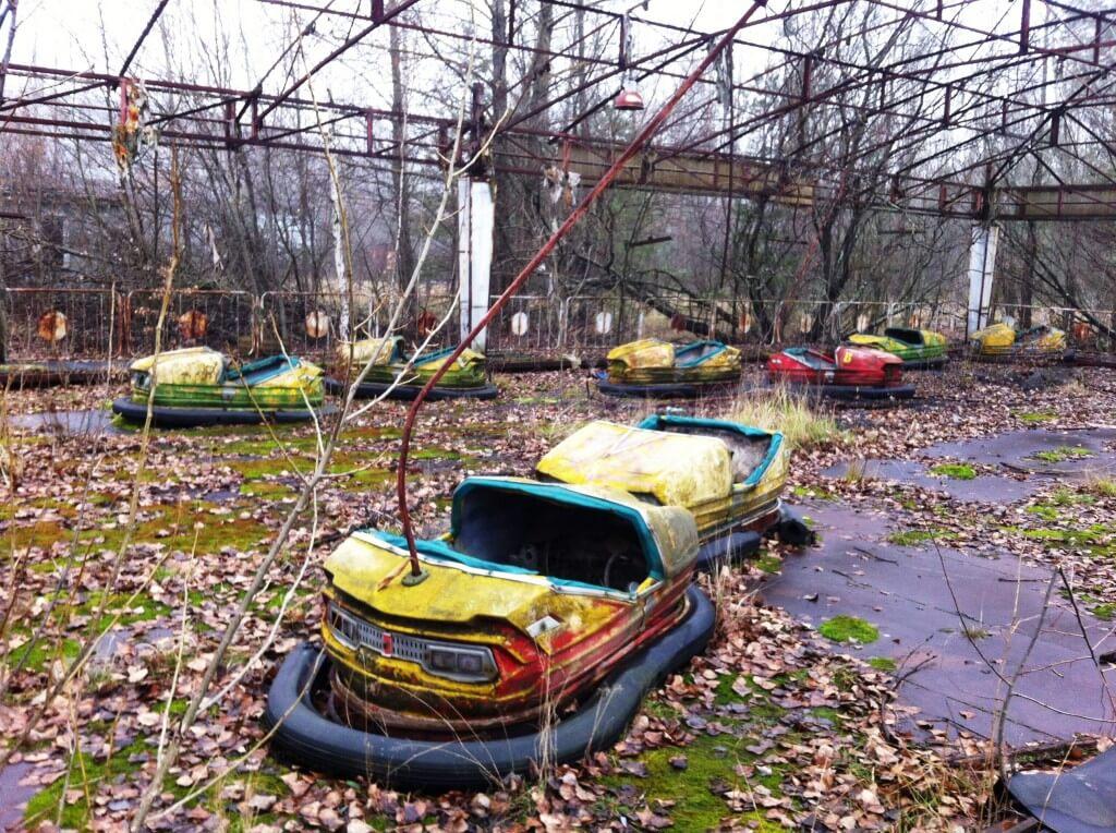 Tschernobyl – Impressionen aus Wasteland