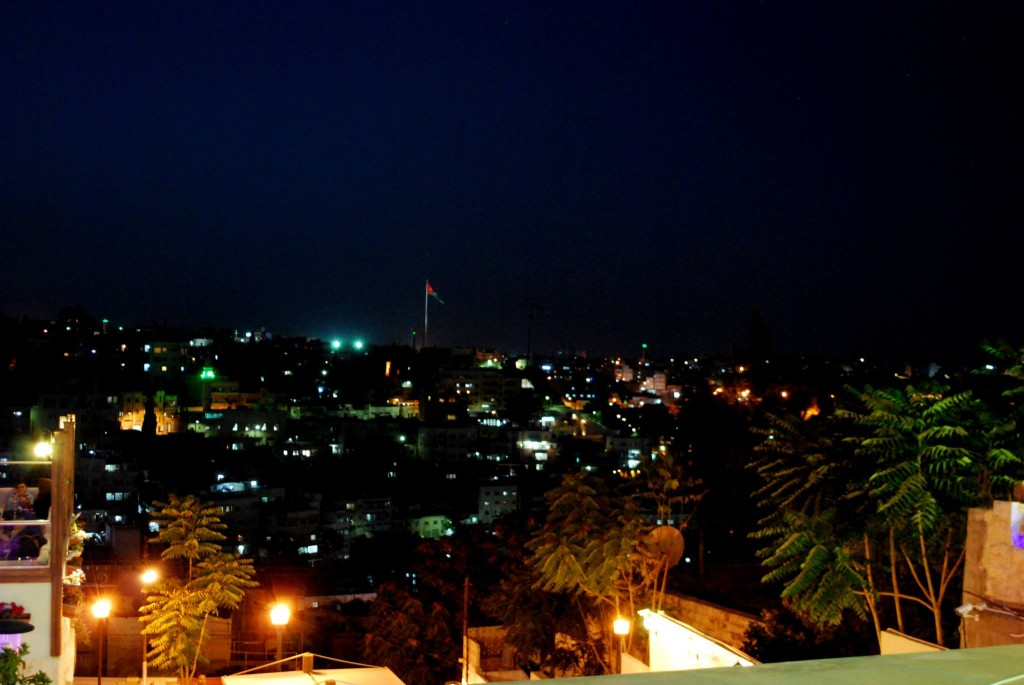 2_Amman View from Rainbowstreet