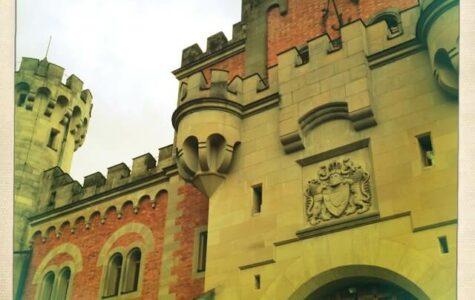 In Schloss Neuschwanstein auf den Spuren des Märchenkönigs…