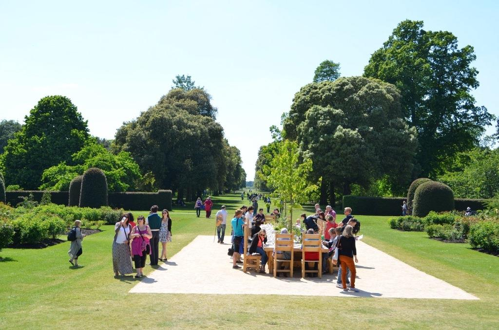 """Parkanlage: In den Royal Botanical Gardens gibt es nicht """"nur"""" Blumen zu bestaunen."""