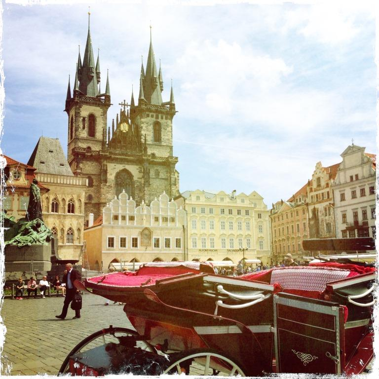 Funtastic Prag – Kunst, Kubismus und Design