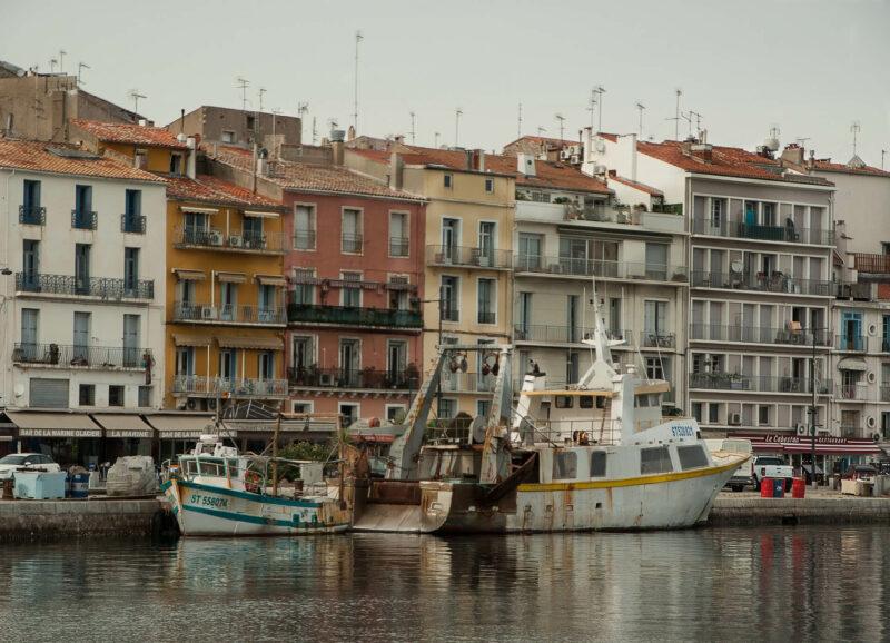 Sete Frankreich Languedoc