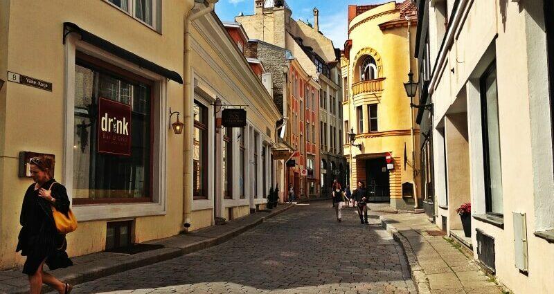 Tallinn: KGB, Design und Historie (Teil 1)