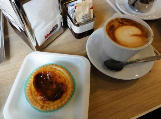 Cappucino, Pancaffé