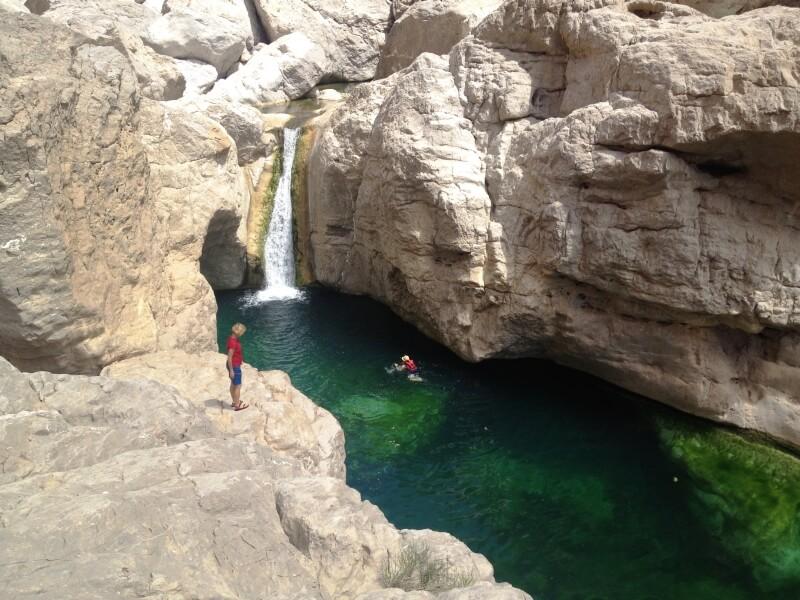 Prinzen im Paradies – Aktivurlaub im Oman
