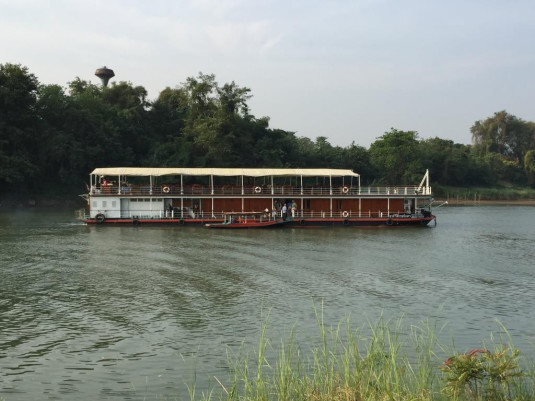 003 Begegnungen Julie (River Kwai)