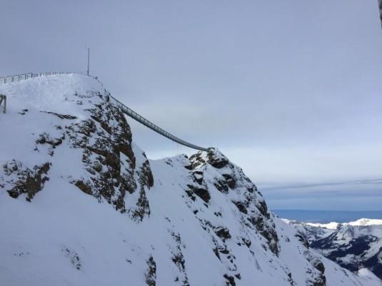 Das ist der Peak Walk von unten