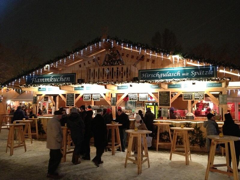 Die schönsten Weihnachtsmärkte in Berlin