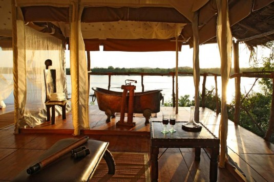 The Retreat Zeltsuite Tansania