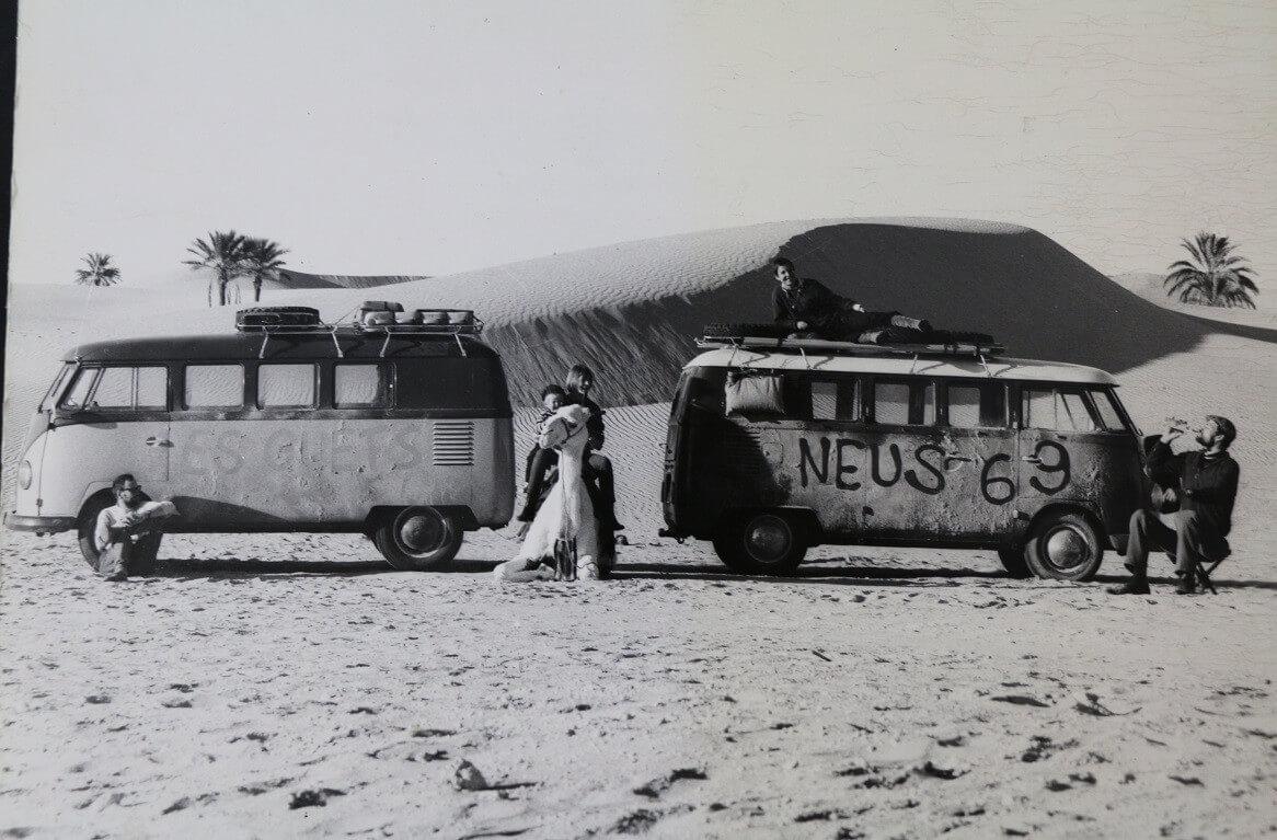 Im VW-Bus um die halbe Welt