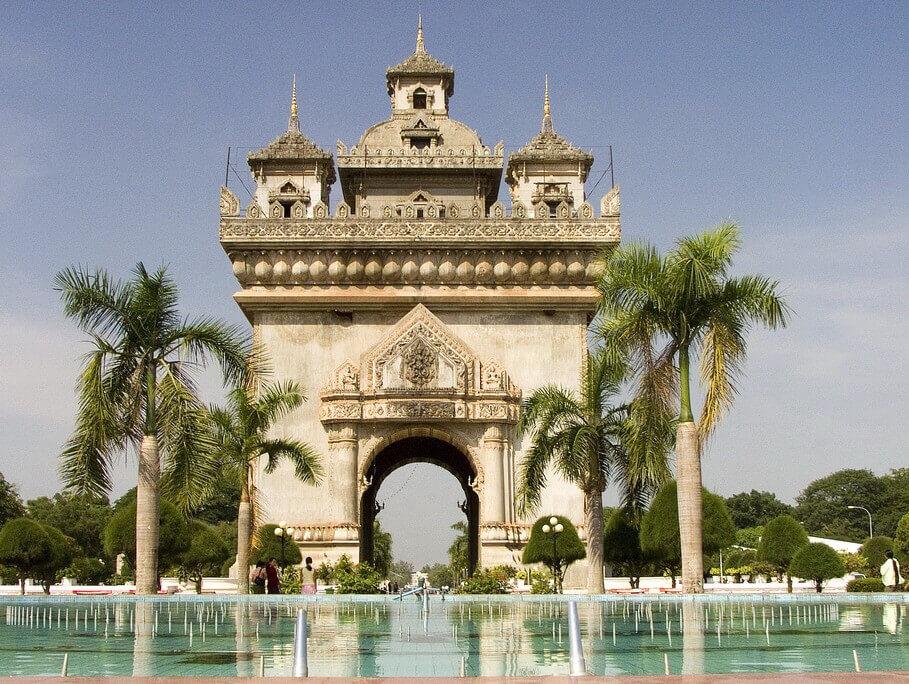 Der Charme der verschlafenen Hauptstadt von Laos