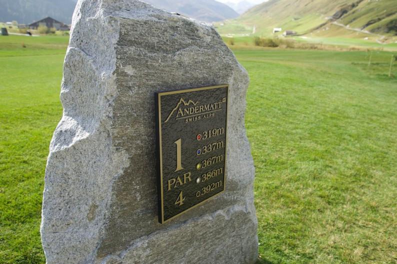 Golf, Andermatt