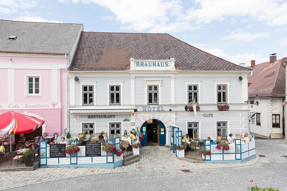 Brauhotel Weitra Waldviertel