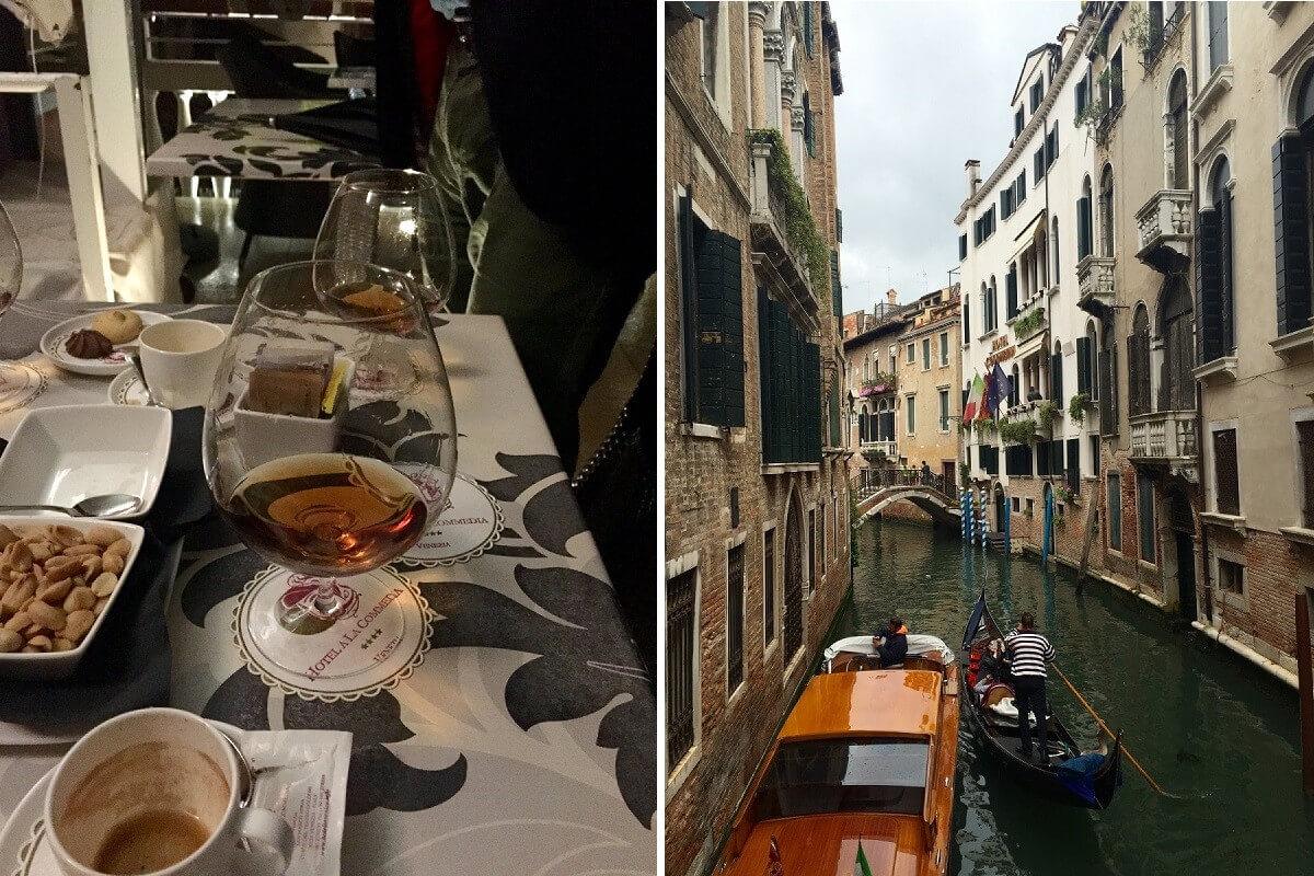 Service Excellence in Venedig