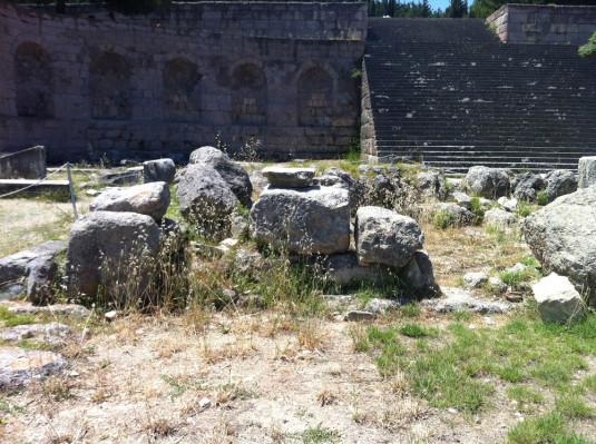 Altar Asklepius