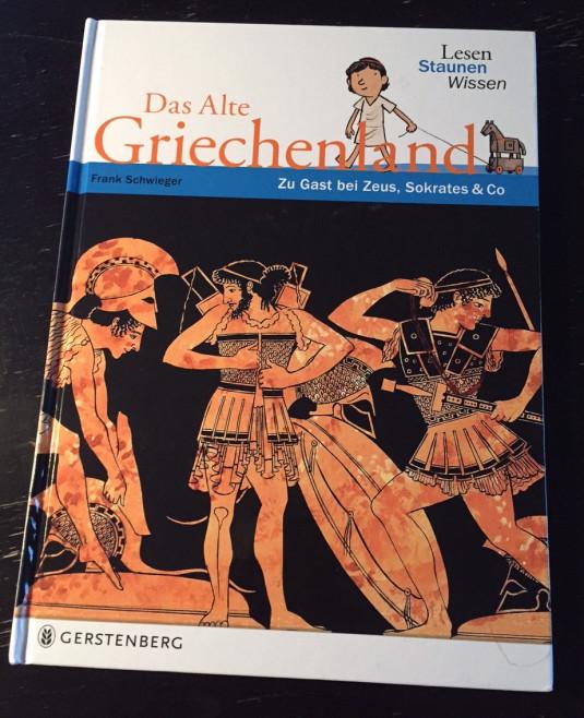 Das hier ist ein ganz spannendes Buch zu Griechenland