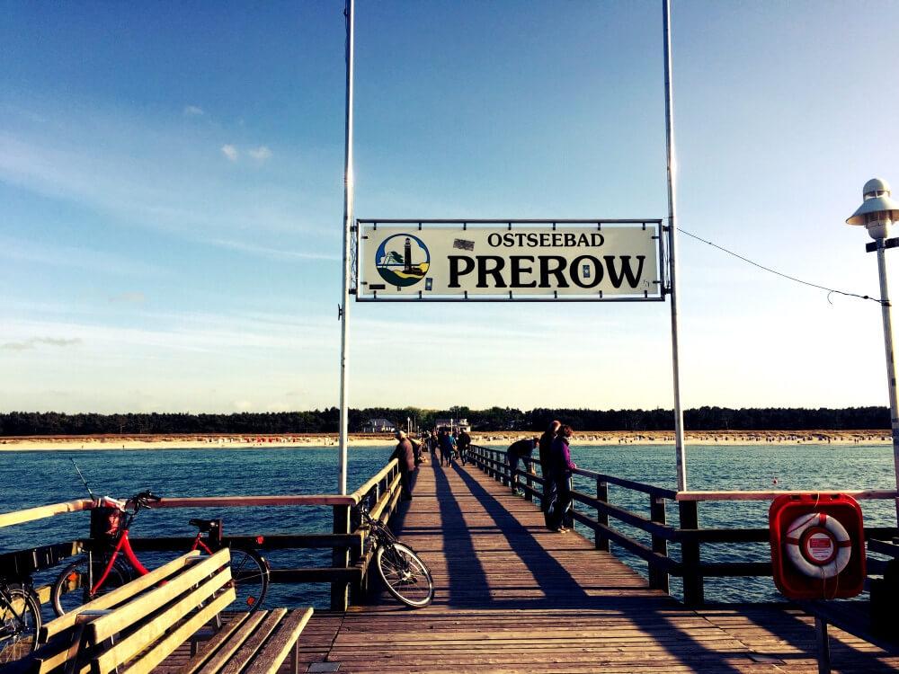 Prerow – eine ordentliche Brise Ostsee