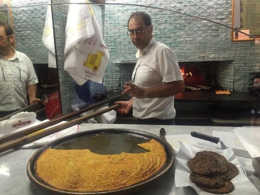 Die Pizzeria Castagnaccaio