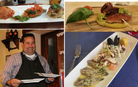 Die besten Restaurants auf Elba