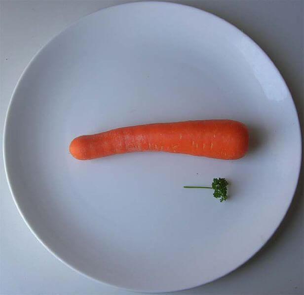 """Keine """"amour"""" für Vegetarier"""