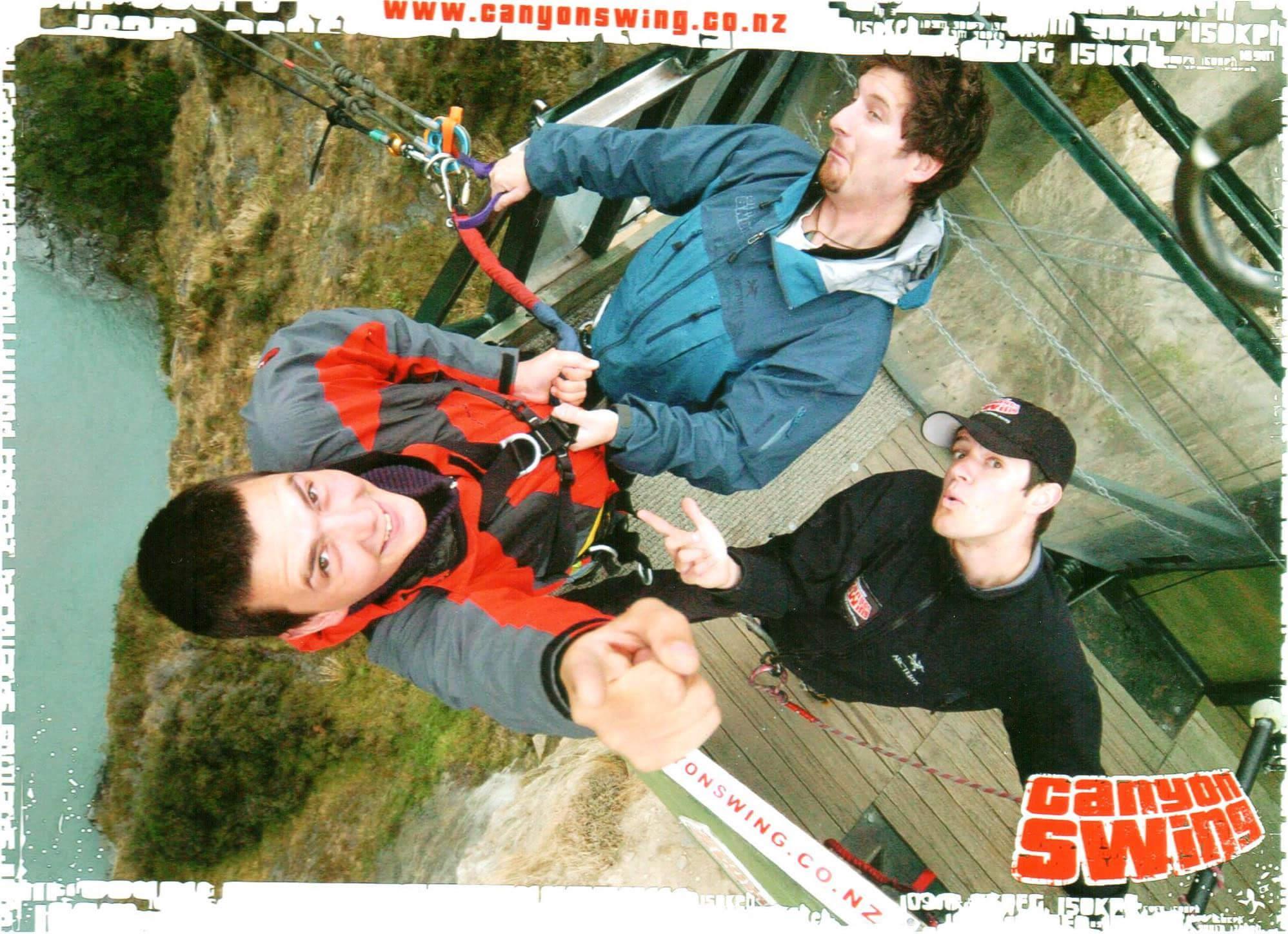 Adrenalin-Junkies in Queenstown NZ