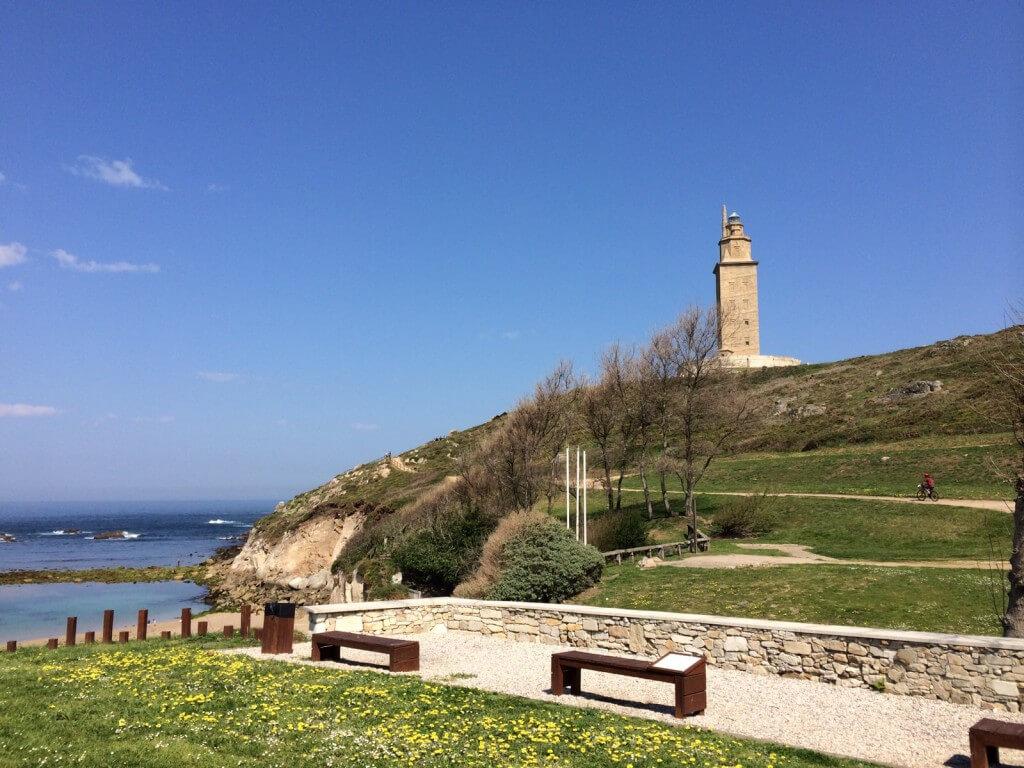 1 Tag in … La Coruña