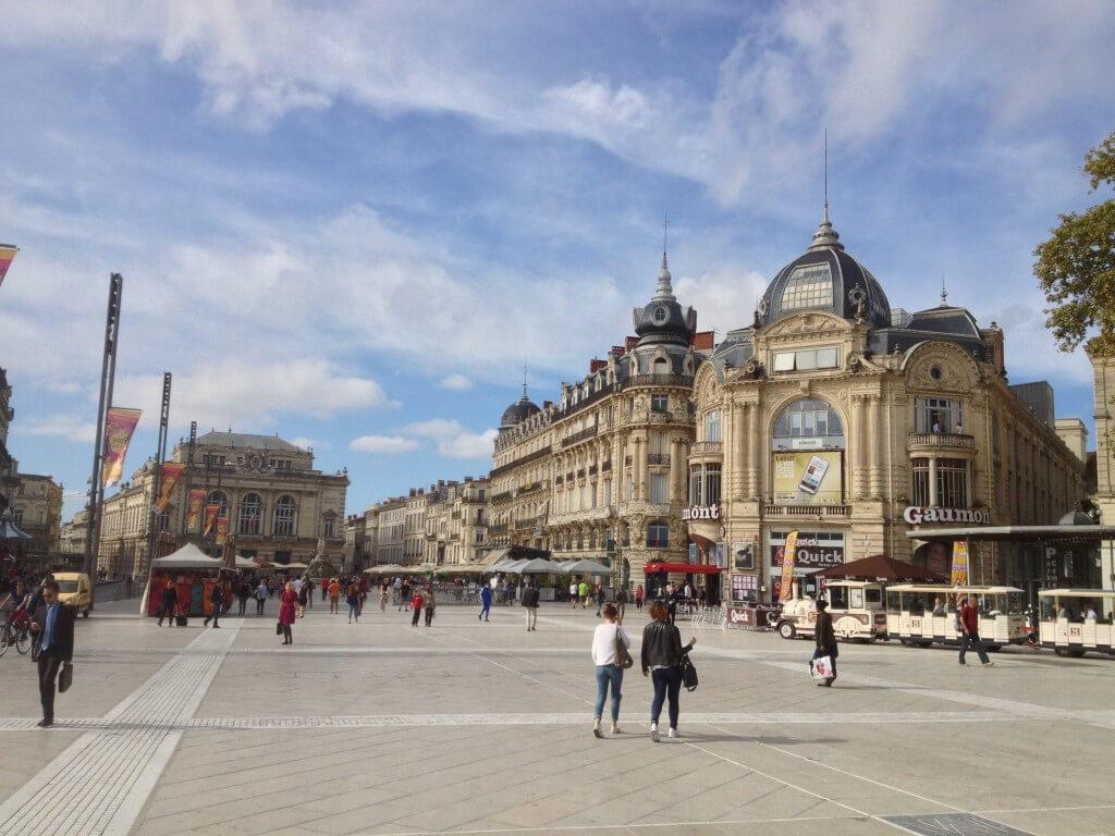 Oh bonjour Montpellier
