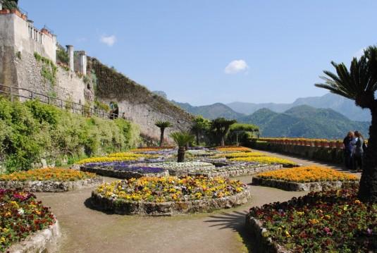 Garten Villa Rufolo