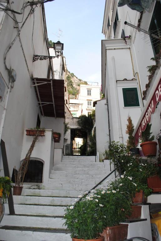 Stiegensteigen Amalfi