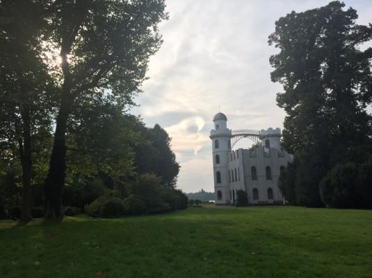 Das weiße Schloss